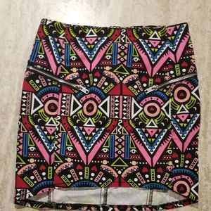 VINTAGE 1990s Skirt Unbranded Size 0-2 XS